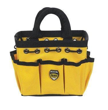 Brown Bag Company 7 Outside Pockets 4 W 6 Hx4 Wx7