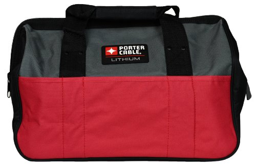 Porter Cable 16 Inch Heavy Duty Large Soft Tool Bag